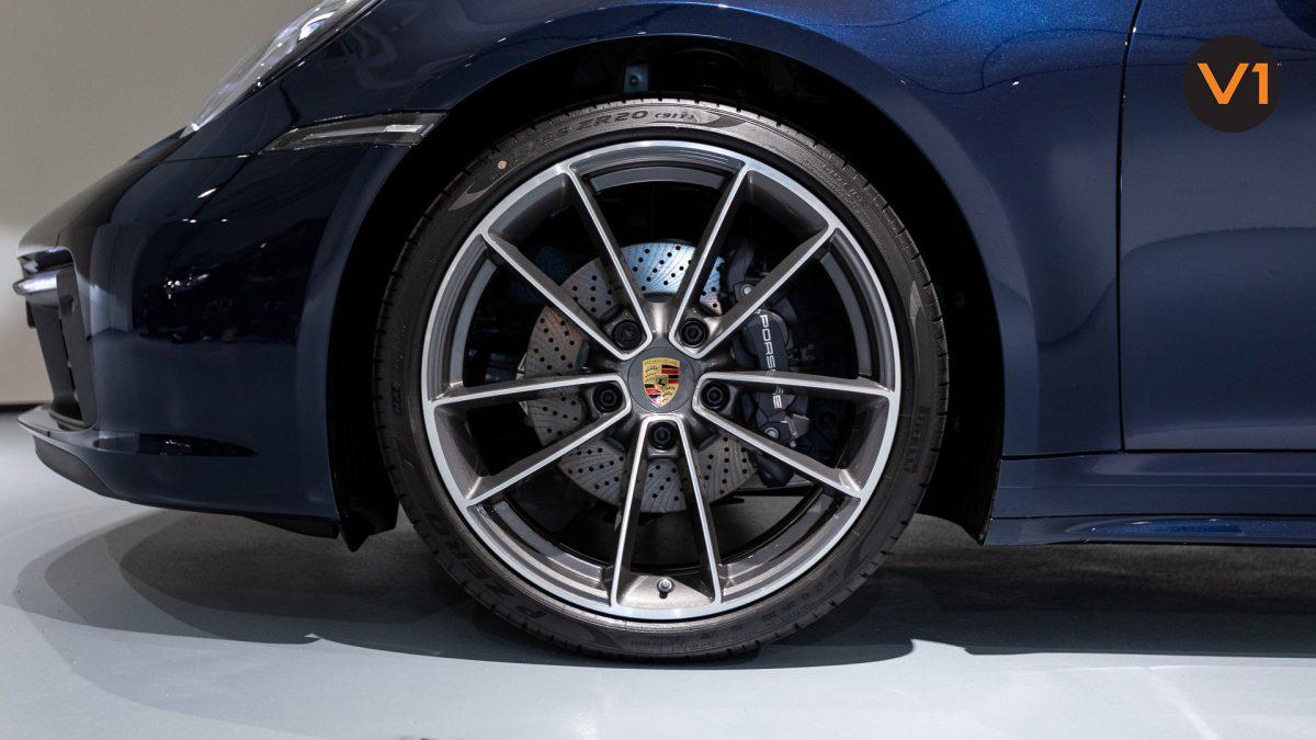 Porsche 911 Carrera Cabriolet - Carrera Classic Wheels