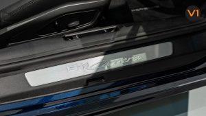 Porsche 911 Carrera Cabriolet - Door Sill