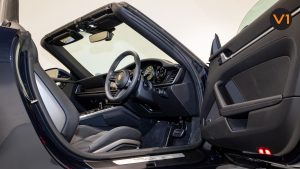 Porsche 911 Carrera Cabriolet - Driver Seat(1)