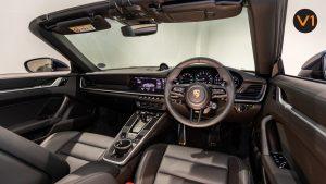 Porsche 911 Carrera Cabriolet - Interior Dash