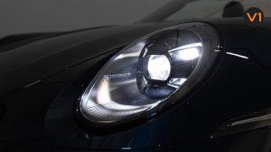 Porsche 911 Carrera Cabriolet - LED Matrix System