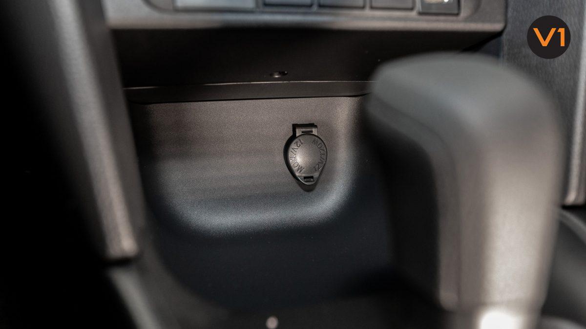 Toyota Yaris Cross X Hybrid - 12V Accessory Socket
