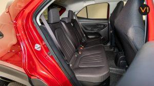 Toyota Yaris Cross X Hybrid - Back Passenger Seat