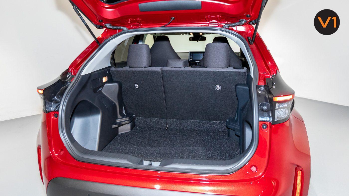 Toyota Yaris Cross X Hybrid - Boot Space