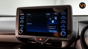 Toyota Yaris Cross X Hybrid - Infotainment