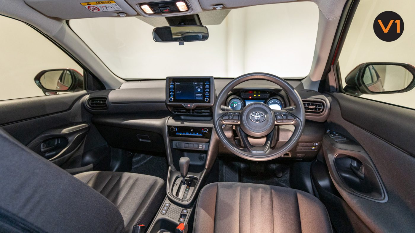 Toyota Yaris Cross X Hybrid - Interior Dash