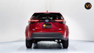 Toyota Yaris Cross X Hybrid - Rear Direct