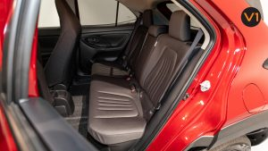 Toyota Yaris Cross X Hybrid - Rear Seat
