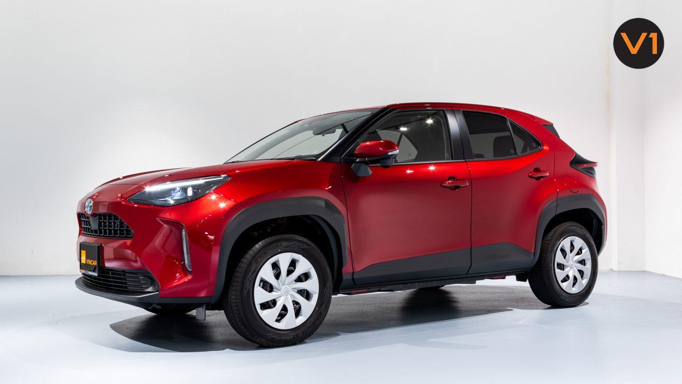 Toyota Yaris Cross X Hybrid - Side Profile