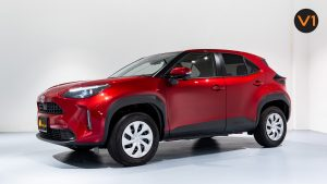 Toyota Yaris Cross X Hybrid - Side Profile