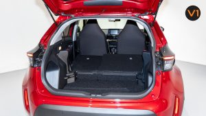 Toyota Yaris Cross X Hybrid - Split-folding Rear Seat