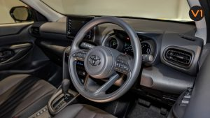 Toyota Yaris Cross X Hybrid - Steering Wheel