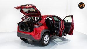 Toyota Yaris Cross X Hybrid - Tailgate
