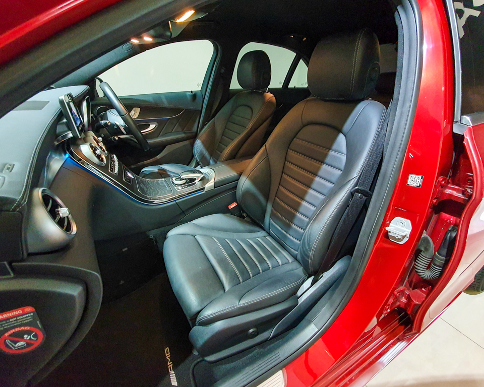 2014 Mercedes-Benz C-Class C200 AMG Line - Front Passenger Seat