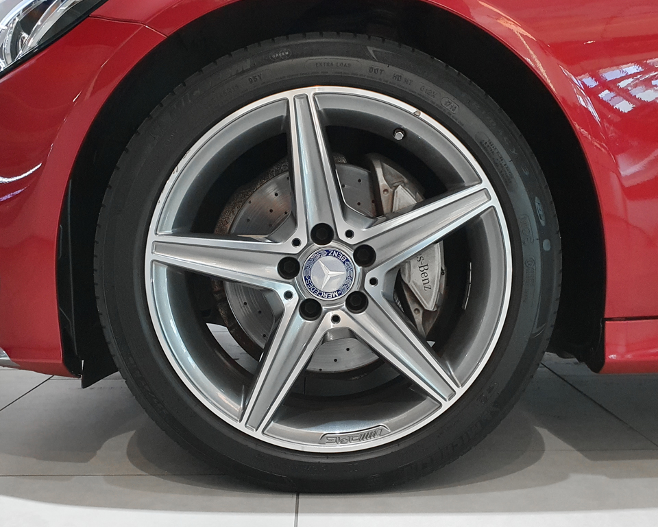 2014 Mercedes-Benz C-Class C200 AMG Line - Wheels