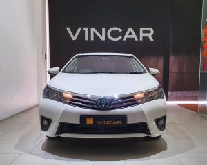 2015 Toyota Corolla Altis 1.6A Classic - Front Direct