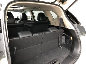 2017 Nissan X-Trail 2.0A 7-Seater Sunroof - Boot