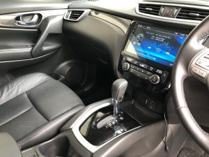 2017 Nissan X-Trail 2.0A 7-Seater Sunroof - Center Console