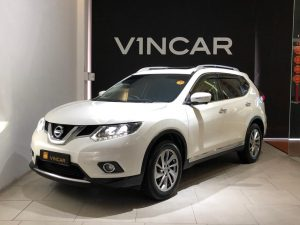2017 Nissan X-Trail 2.0A 7-Seater Sunroof - Front Angle 2