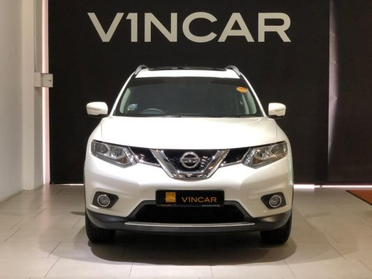 2016 Nissan X-Trail 2.0A 7-Seater Sunroof - Front Direct