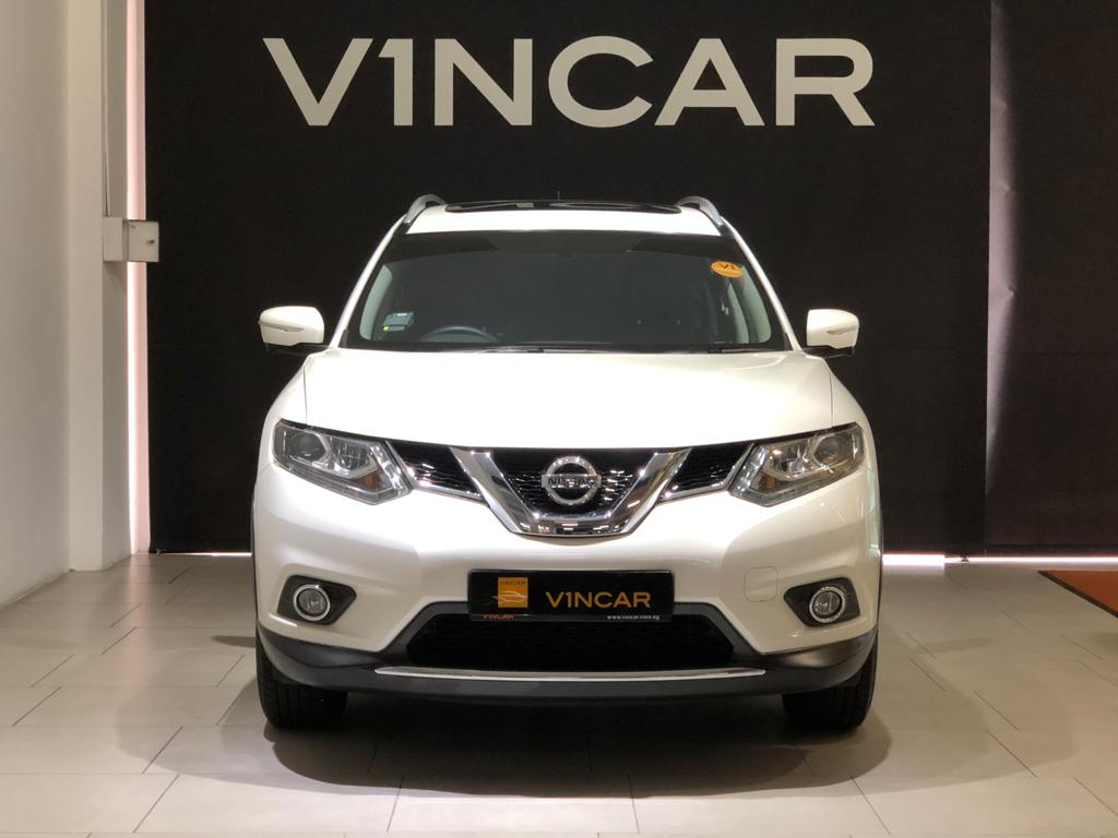 2017 Nissan X-Trail 2.0A 7-Seater Sunroof - Front Direct