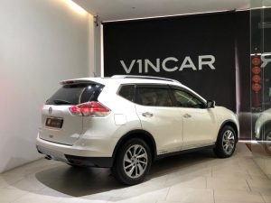 2017 Nissan X-Trail 2.0A 7-Seater Sunroof - Rear Quarter Angle