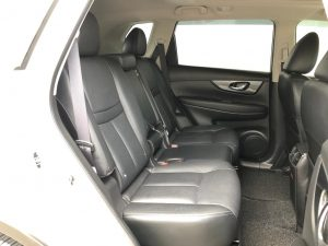 2017 Nissan X-Trail 2.0A 7-Seater Sunroof - Rear Seat