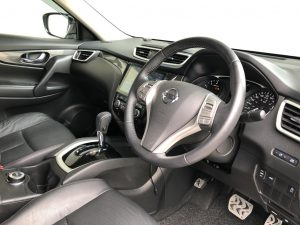 2017 Nissan X-Trail 2.0A 7-Seater Sunroof - Steering Wheel