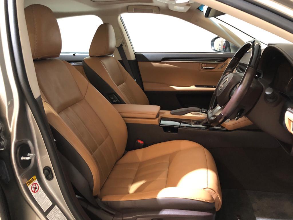 2017 Lexus ES Hybrid ES300h Luxury Sunroof - Driver Seat