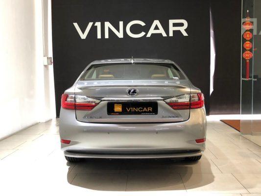 2017 Lexus ES Hybrid ES300h Luxury Sunroof - Rear Direct