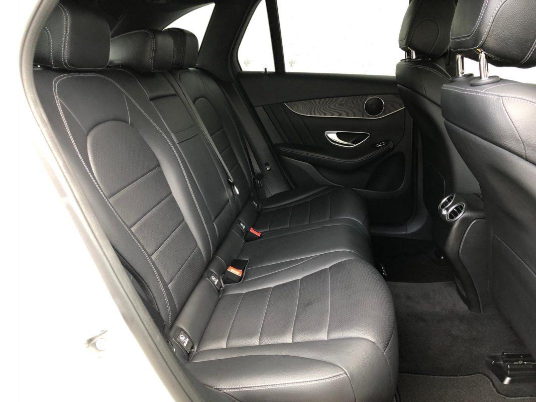 2017 Mercedes-Benz GLC-Class GLC250 AMG Line 4MATIC - Back Passenger Seat