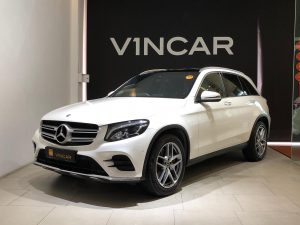 2017 Mercedes-Benz GLC-Class GLC250 AMG Line 4MATIC - Front Angle