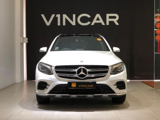 2017 Mercedes-Benz GLC-Class GLC250 AMG Line 4MATIC - Front Direct