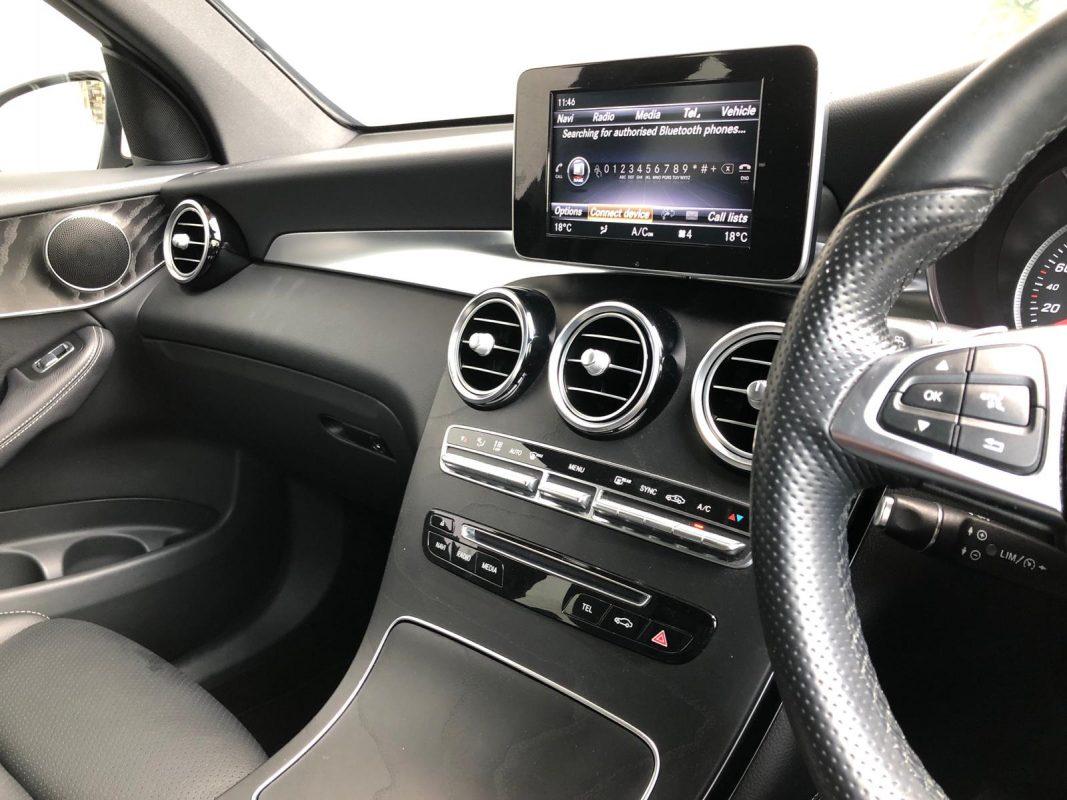 2017 Mercedes-Benz GLC-Class GLC250 AMG Line 4MATIC - Infotainment