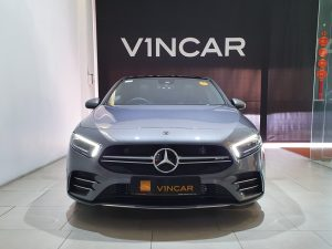 2020 Mercedes-Benz A-Class A35 AMG 4MATIC Premium Plus - Front Direct