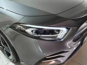 2020 Mercedes-Benz A-Class A35 AMG 4MATIC Premium Plus - Headlamp