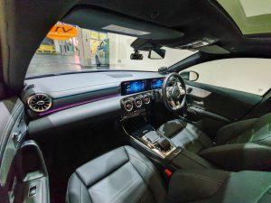 2020 Mercedes-Benz A-Class A35 AMG 4MATIC Premium Plus - Interior Dash