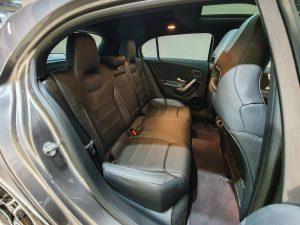 2020 Mercedes-Benz A-Class A35 AMG 4MATIC Premium Plus - Rear Seat
