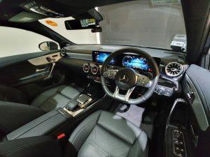2020 Mercedes-Benz A-Class A35 AMG 4MATIC Premium Plus - Steering Wheel
