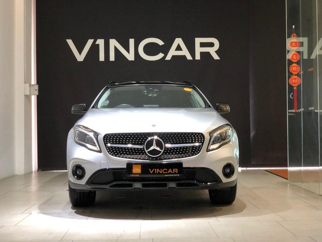 2020 Mercedes-Benz GLA180 Urban Edition - Front Direct