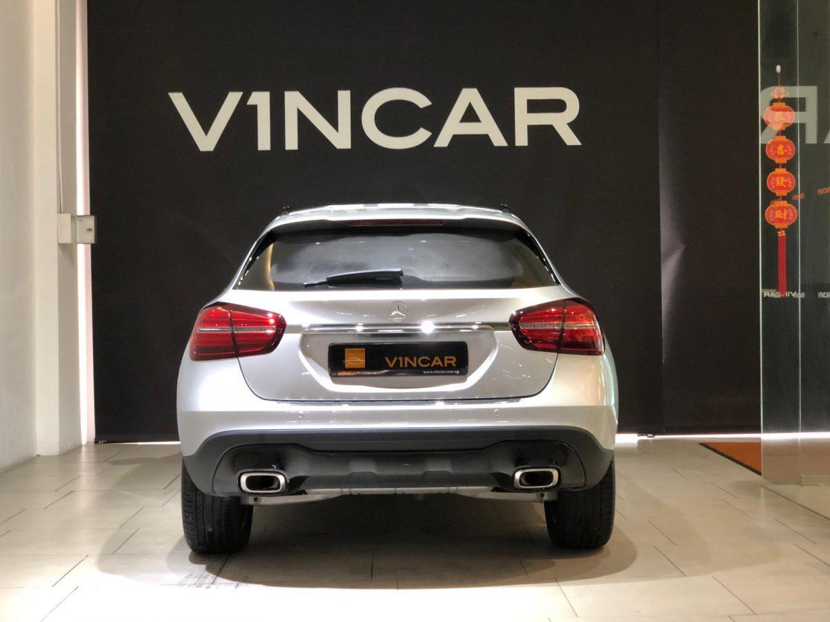 2020 Mercedes-Benz GLA180 Urban Edition - Rear Direct