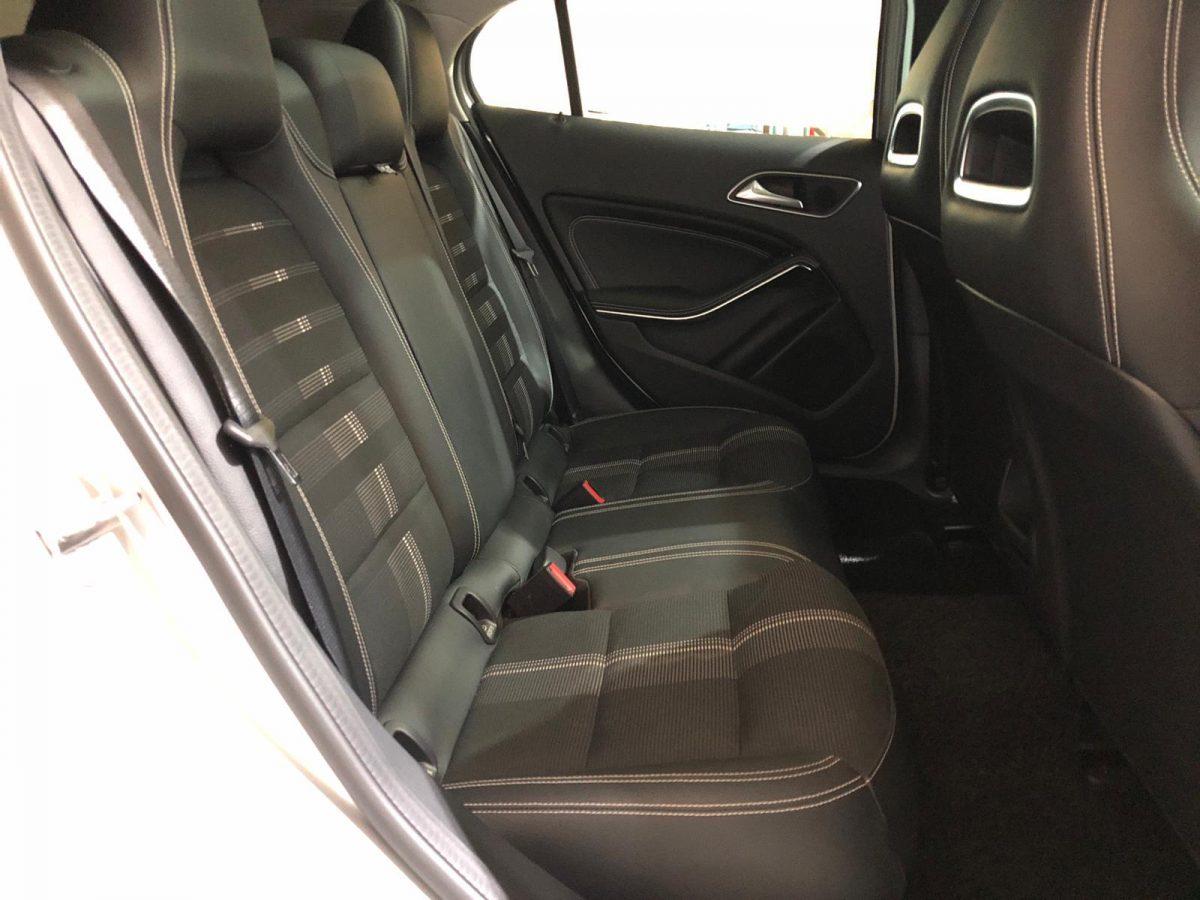 2020 Mercedes-Benz GLA180 Urban Edition - Rear Seat