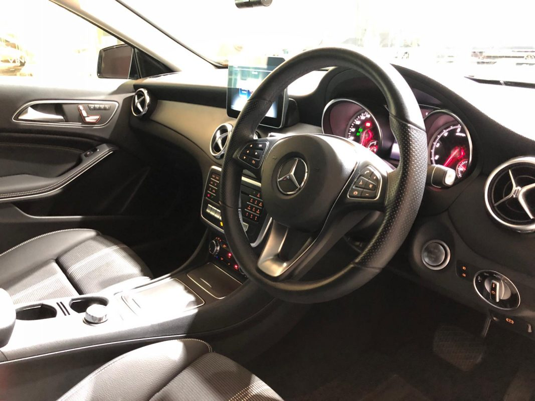 2020 Mercedes-Benz GLA180 Urban Edition - Steering Wheel