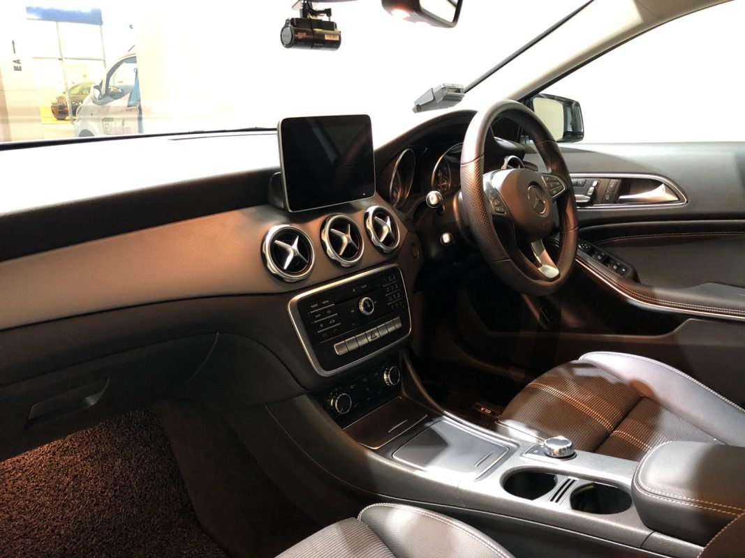 2020 Mercedes-Benz GLA180 Urban Edition - Interior Dash