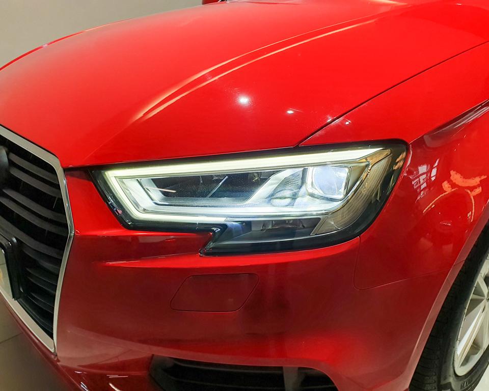 Audi A3 Saloon - Headlamp