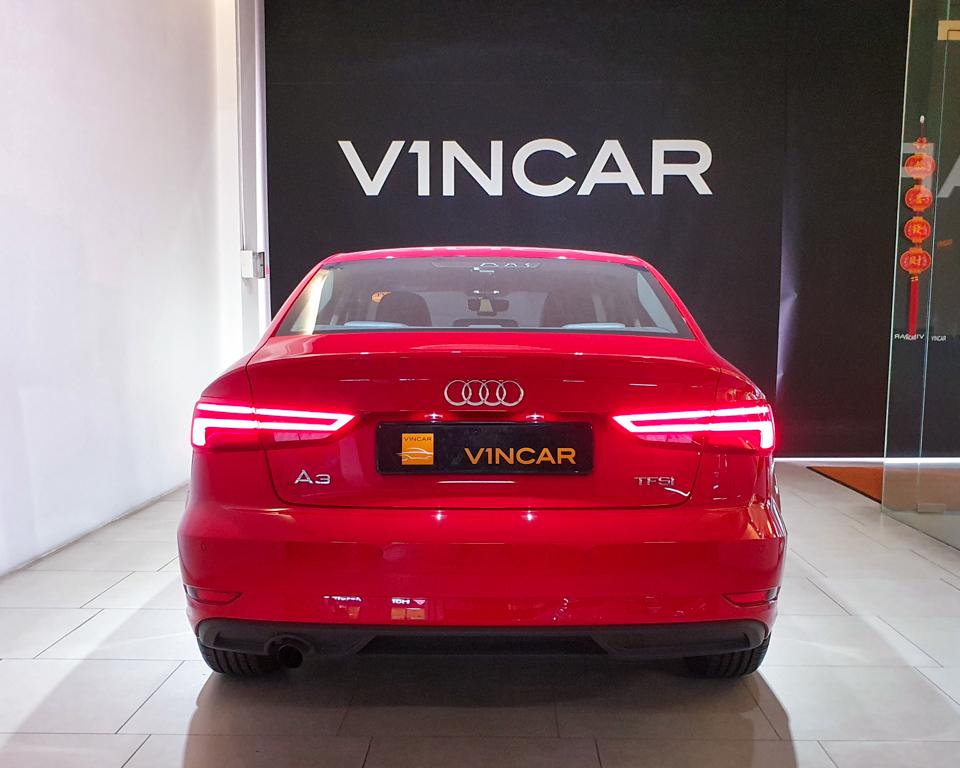 Audi A3 Saloon - Rear Direct