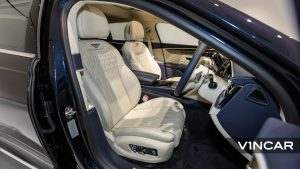 Bentley Flying Spur First Edition W12 - Driver Seat