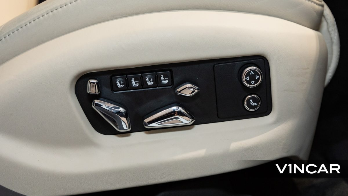 Bentley Flying Spur First Edition W12 - Electric Seat Configuration