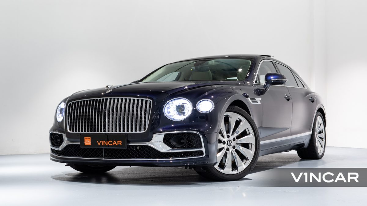Bentley Flying Spur First Edition W12 - Front Angle