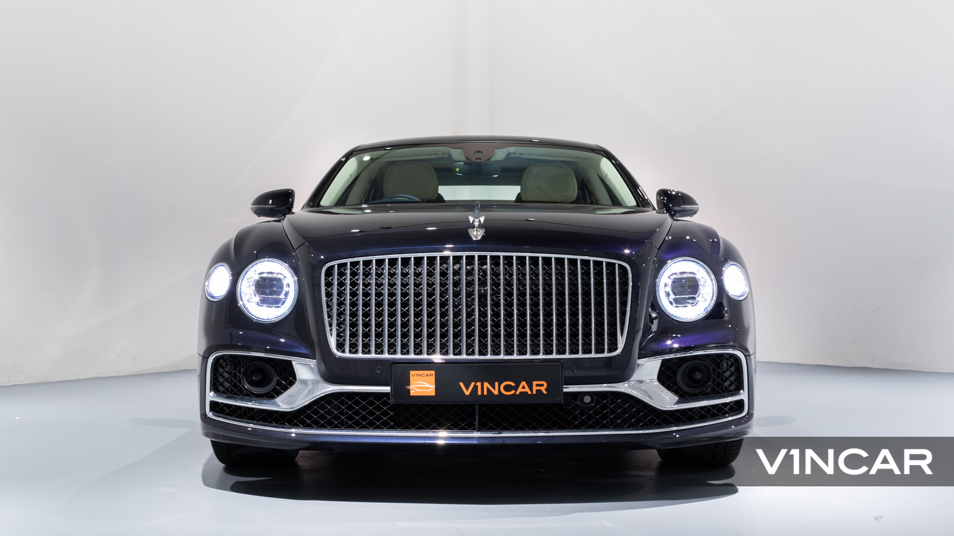 Bentley Flying Spur First Edition W12 - Front Direct